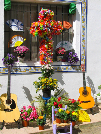 Examples of symbolism in Spain