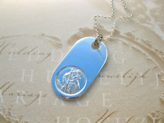 St Christopher ideal gift for travellers
