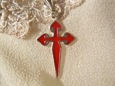 St James cross symbol