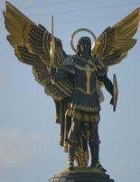 St Michael guardian Angel