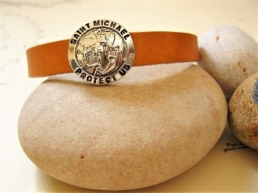 St Michael bracelet