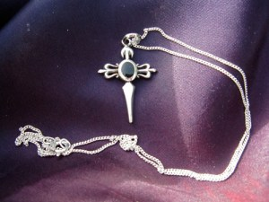 Christmas gift St James necklace