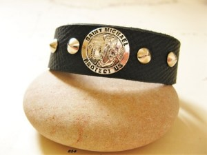 Saint Michael bracelet for protection