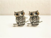 Guardian Owl cufflinks