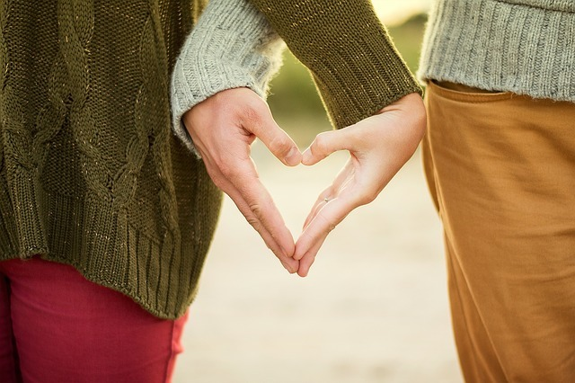 Eternal love couple