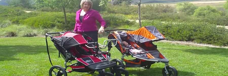 Summit XC Stroller Review