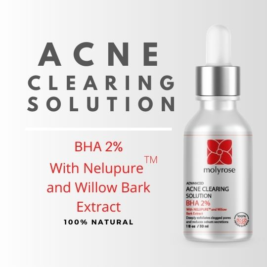Acne Clearing Solution - BHA SERUM