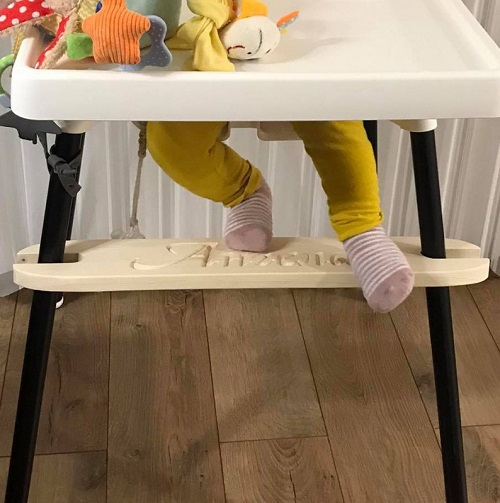 Ikea Antilop Highchair Footrest