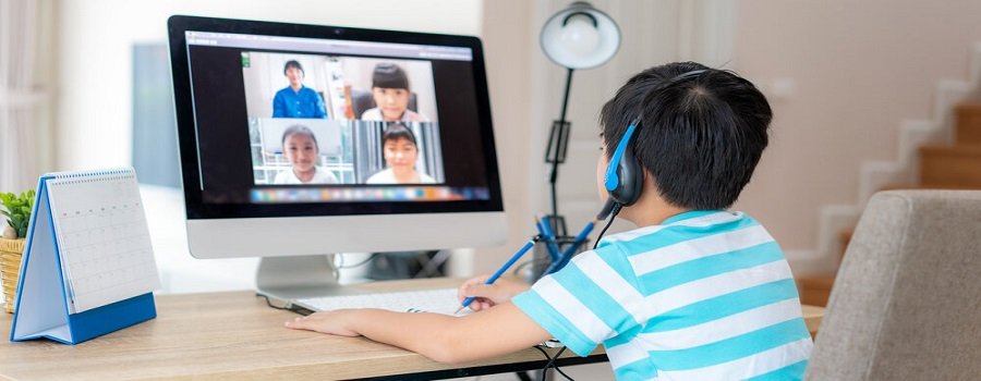 Tips to Make Virtual Learning Engaging for Young Children