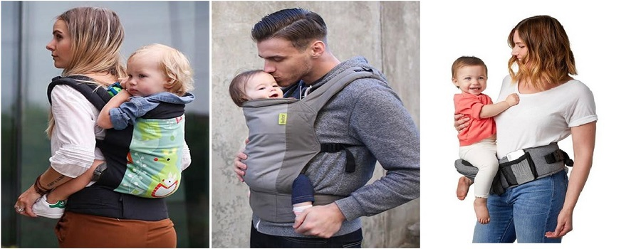 5 Top Picks of Best Baby Carriers for Your Baby