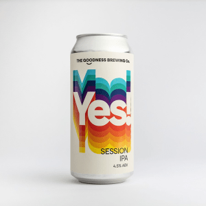 Yes! Session IPA 4.5%