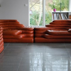 De Sede Sofa Vintage Sectional Sofas With Recliners For Small Es Canape Ds 1025 Par Ubald Klug – Circa 1970 | The ...