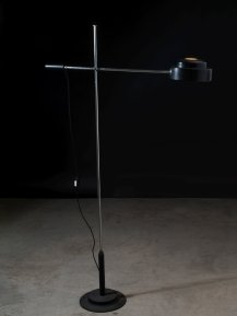 LOT 256 - GINO SARFATTI, RARE LAMPADAIRE MOD. 1004, 1961 - ©ARTCURIAL
