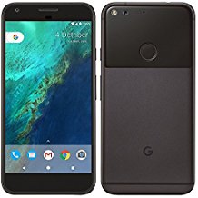 Google Pixel XL, Verizon Wireless + GSM unlocked 128GB, Quite Black (Certified Refurbished)