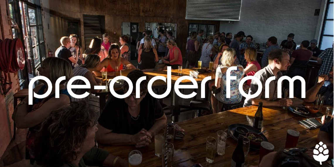 Pre-order Form at The Goods Shed Wodonga, Restaurant + Bar