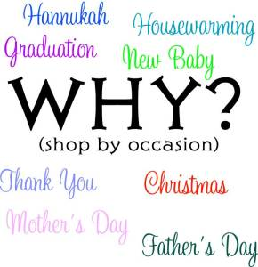 shop by occasion