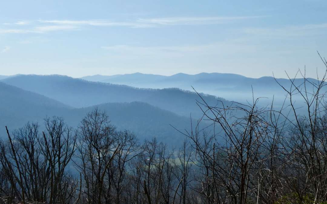 Blue Ridge Parkway (Southern Section)
