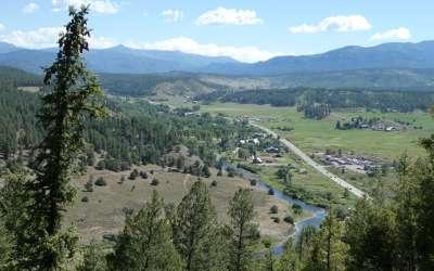 Reservoir Hill Park & Turkey Springs Area