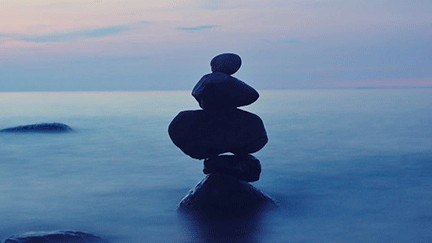 balance in anything keeps you in a flow