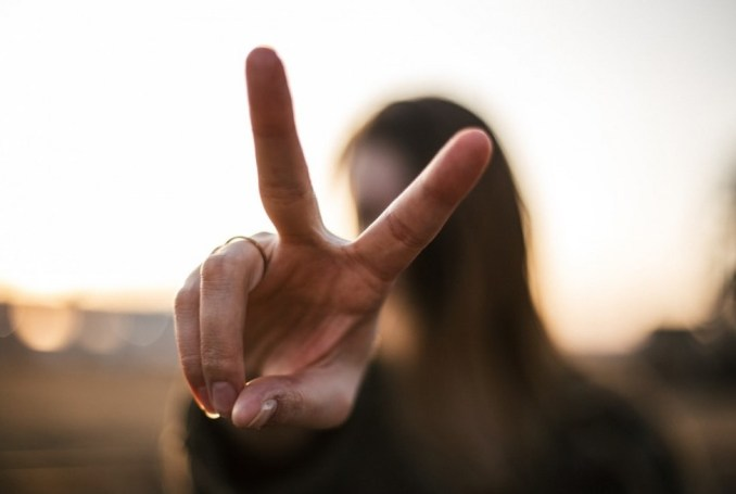 take this peace