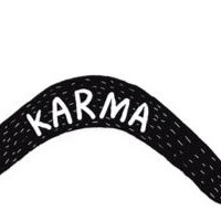life is a boomerang karma