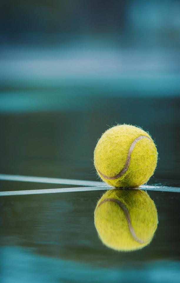 New tennis vibe