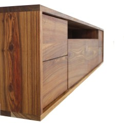 Free Standing Kitchen Cupboards Antique White Table The Goodwood Co Gspek Floating Tv Unit In Solid Wood Kiaat ...
