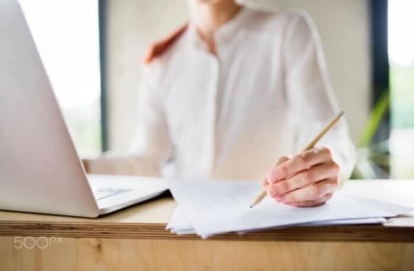 Contoh Surat Lamaran Kerja Indomaret