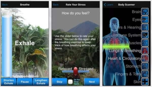 Aplikasi Keluarga Sehat Breathe2Relax