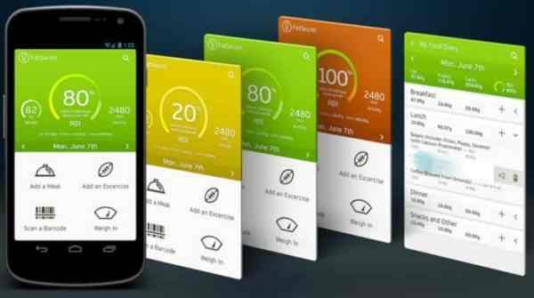 Aplikasi Keluarga Sehat Fat Secret