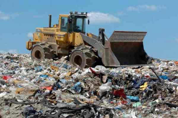 Sumber Pencemaran Tanah