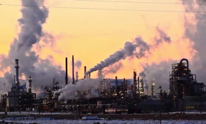Contoh Pencemaran Udara