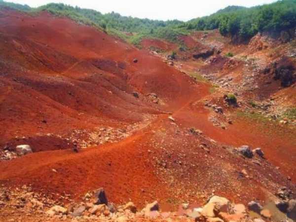 Tanah Podzolit