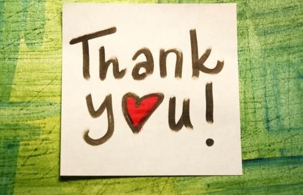Ucapan Terimakasih Untuk Pacar
