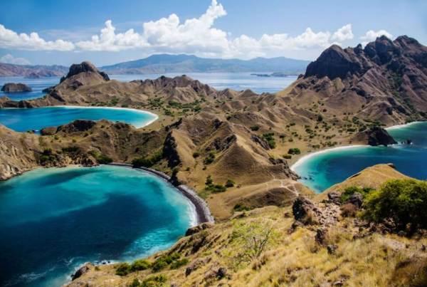 Gambar Pemandangan - Padar Island NTT