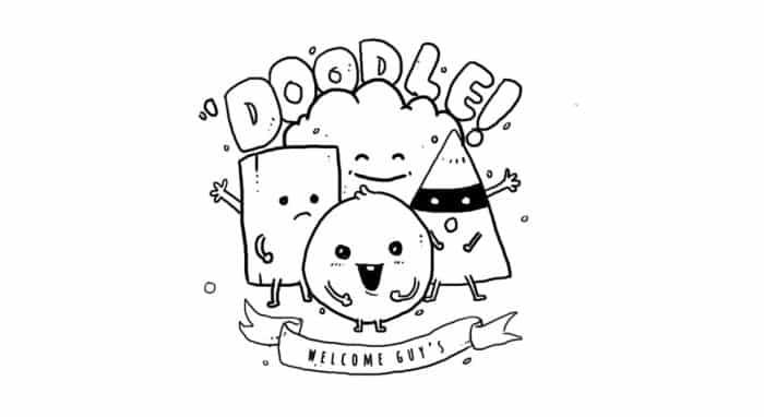 """Gambar Doodle """"Doodle Art"""""""