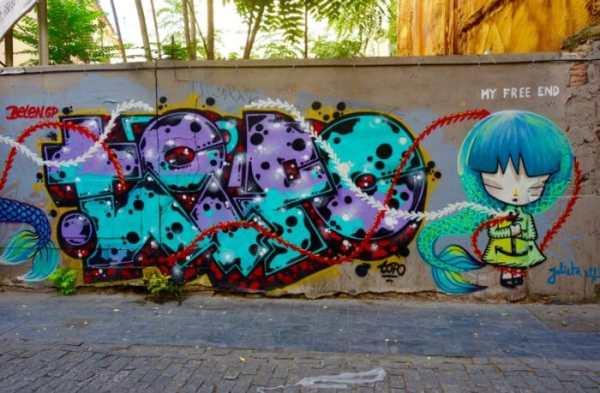 Gambar Street Grafiti