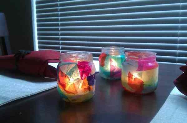 Hiasan Rumah Tempat Lilin