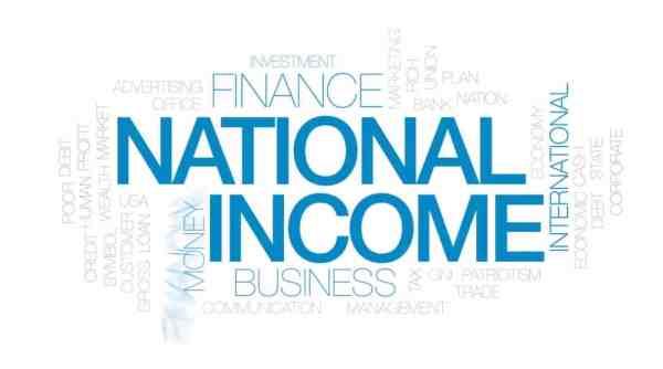 Konsep Pendapatan Nasional