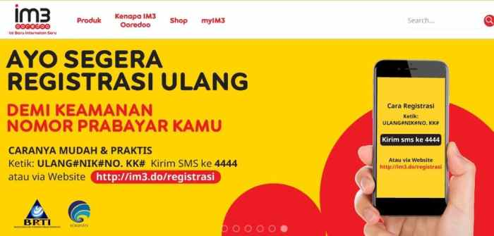Cek Kuota Nomor Transfer Pulsa Registrasi Indosat Lengkap