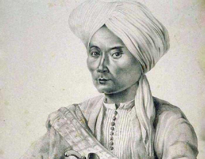 Pangeran Diponegoro - Pahlawan Nasional