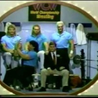 KAYFABE THEATER: 'Family Feud' - WCW Stars vs. the ladies of GLOW