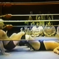 KAYFABE THEATER: Ric Flair's opponent breaks his arm