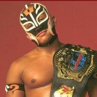 TODAY IN PRO WRESTLING HISTORY... JULY 8th: Rey Mysterio, Jr. wins his first Cruiserweight title