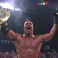 TODAY IN PRO WRESTLING HISTORY... July 6th: Goldberg streaks to the Top of the World