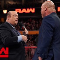 RAW: Paul Heyman answers Kurt Angle's ultimatum | July 16, 2018