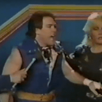 KAYFABE THEATER: Tully Blanchard reminds The Dream that Baby Doll can slap back