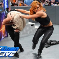 SMACKDOWN: Becky Lynch calls out Charlotte to bask in her Championship Glory | Sept. 18, 2018