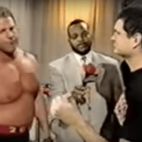 KAYFABE THEATER: Road Warrior Hawk comes to Memphis to challenge The King
