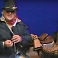 KAYFABE THEATER: Dusty Rhodes talks about the 1987 Bunkhouse Stampede